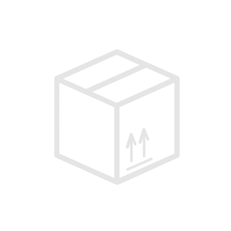 3-way reversing valve, L-drilled, G-threaded, female